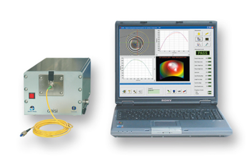 Digital Automated Interferometer for Surface Inspection, kurz DAISI