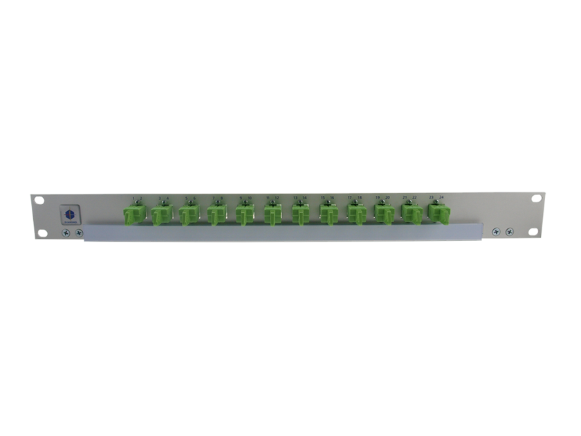 Patchpanel 1HE